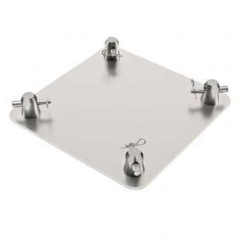 Alustage Lighting Truss F34 BASE PLATE 290 X 290mm